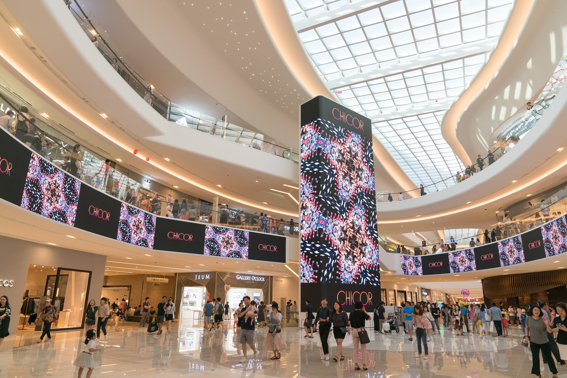 Massive Starfield Entertainment Amp Shopping Complex Selects