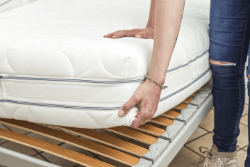 What to do with your old mattress