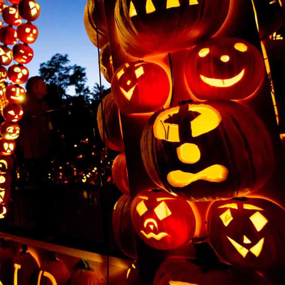 Halloween is a super thrilling night of the year and will be upon us before you know it. America's Top Halloween Town For 2021   RAVE Reviews
