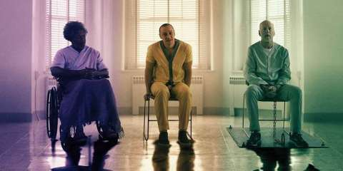 Jackson, Willis, and McAvoy in Glass