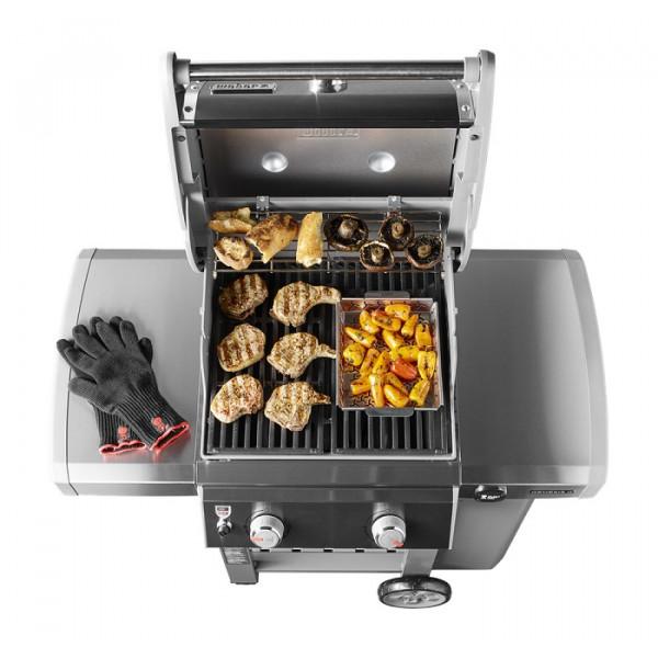 weber barbecue gaz genesis ii e 210 gbs