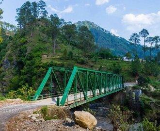 Bridge - On the way to Roopkund