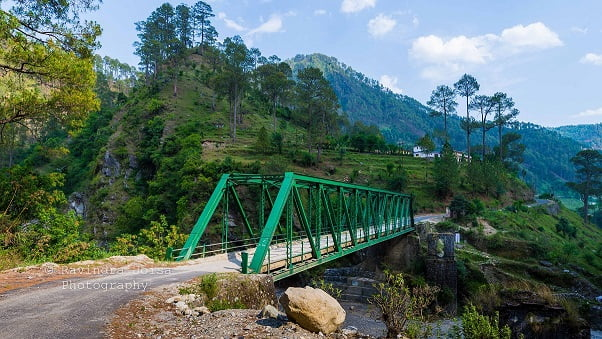 Bridge - On the way to Roopkund