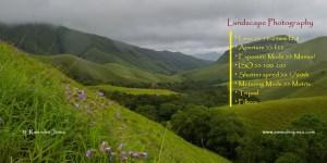 Landscape shots cheat code