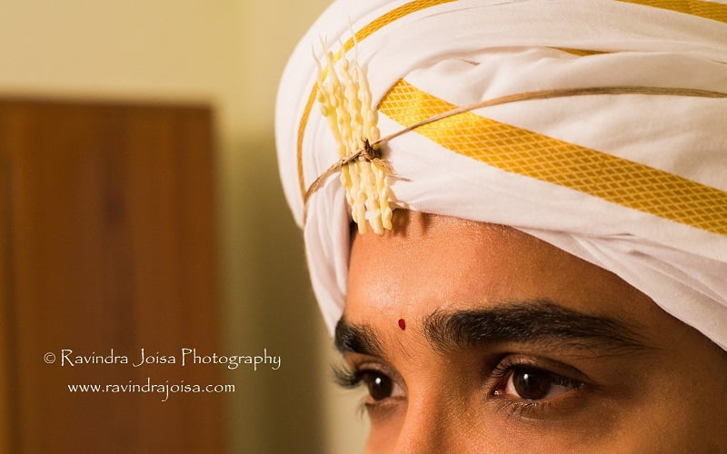 Portrait - focal plane on eyes