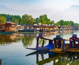 Srinagar to Aru