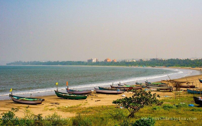 Goa Trek- Miramar Beach - Dona Paula - Ravindra Joisa Photography