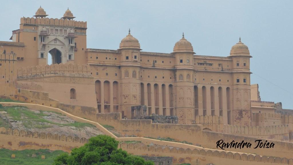 Jaipur Amer fort  Amber Palace  Sheesh Mahal Jaipur