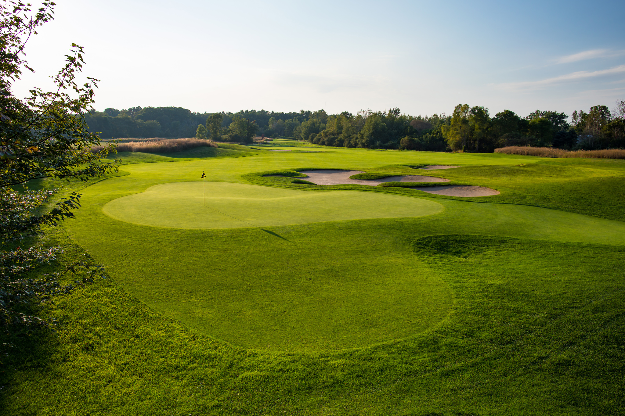 ravines golf club saugatuck