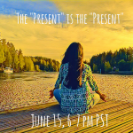 The Present is the Present: Free Webinar with Rabbi Jill Zimmerman