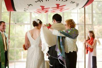 Rabbi Jill Wedding