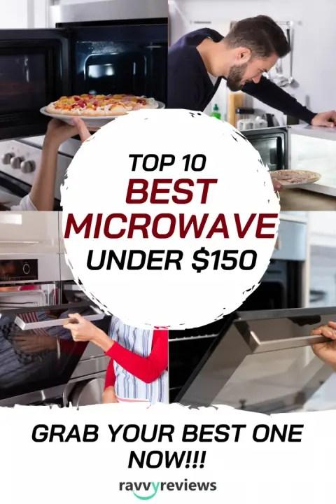best-microwave-under-150-pin