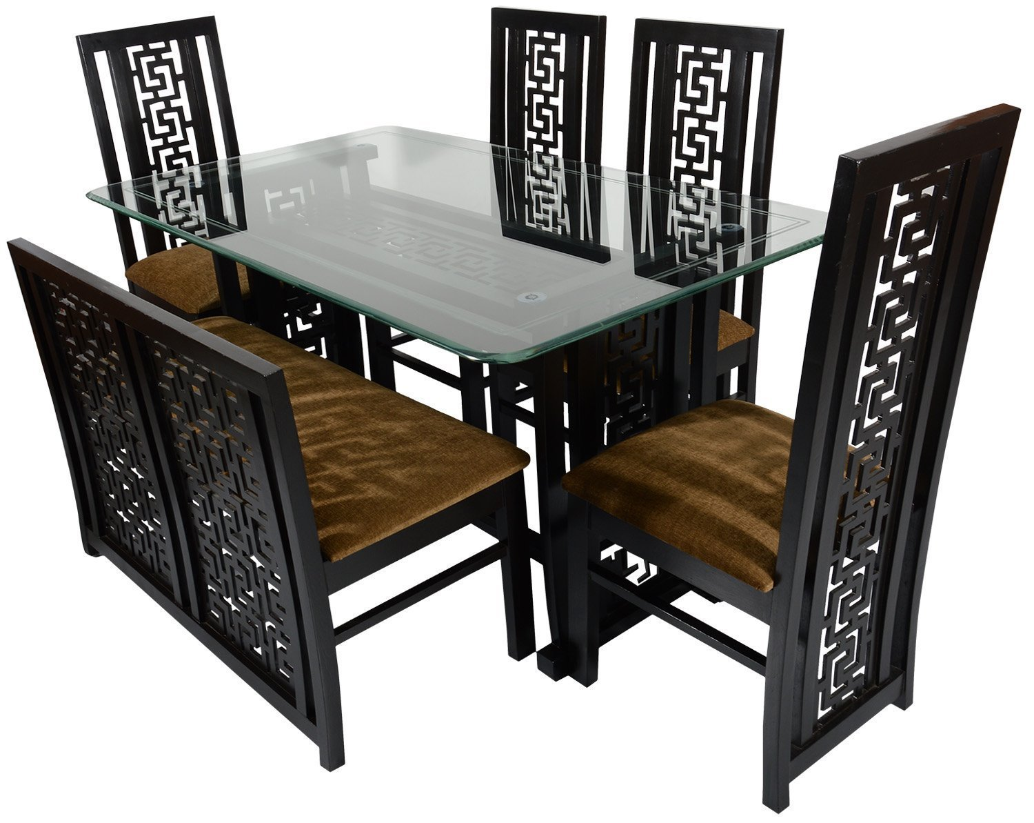 2 seater table and chairs b m chair design sketch rawat i1 six dining muticolour