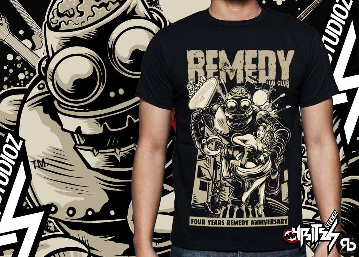 Remendy Club Shirt