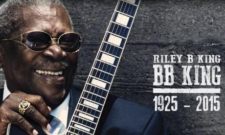 BB King dies at age 89