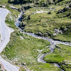 On board: Tour du Mont Blanc - Photo by: Laura inBianco