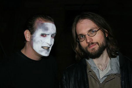 Jeremy Shipp & Chazz Thomas