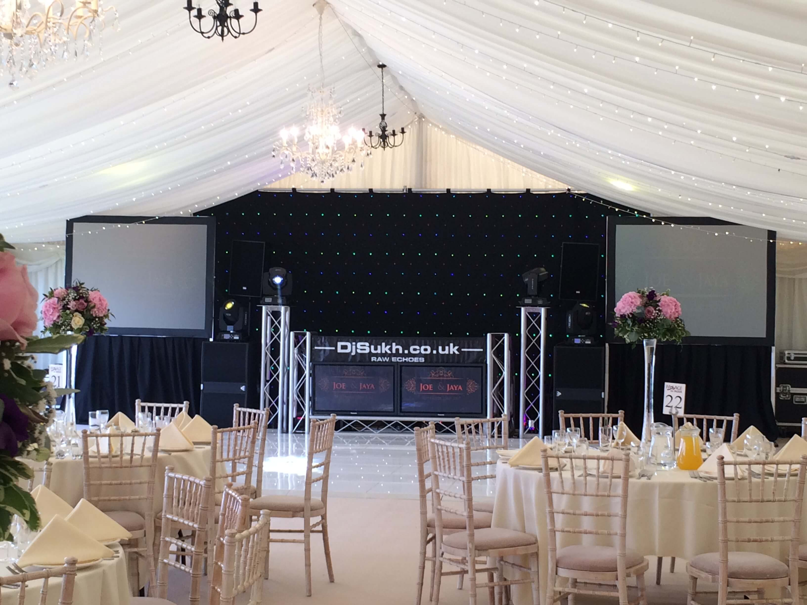 Indian wedding Conservatory Painshill park asian