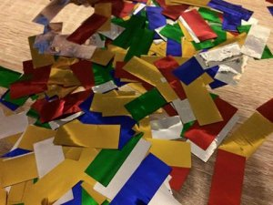 confetti poppers cannons for sale 07940 084117 london west & east midlands £8 each large 80cm