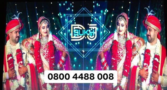 Asian, Indian Bollywood wedding DJs. Bhangra Party DJ