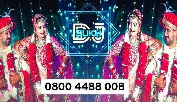 Indian Asian wedding DJs, Bhangra Music & LED screen. Best DJ Option