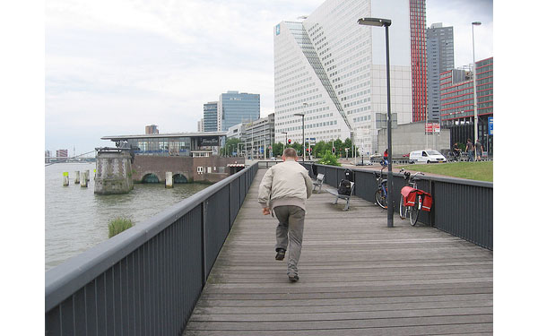 Bolwerk, Rotterdam