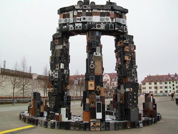 Speakers Gate