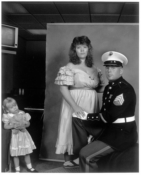 American portraits