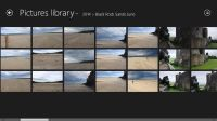 Straighten photos with Windows 8 Photos app