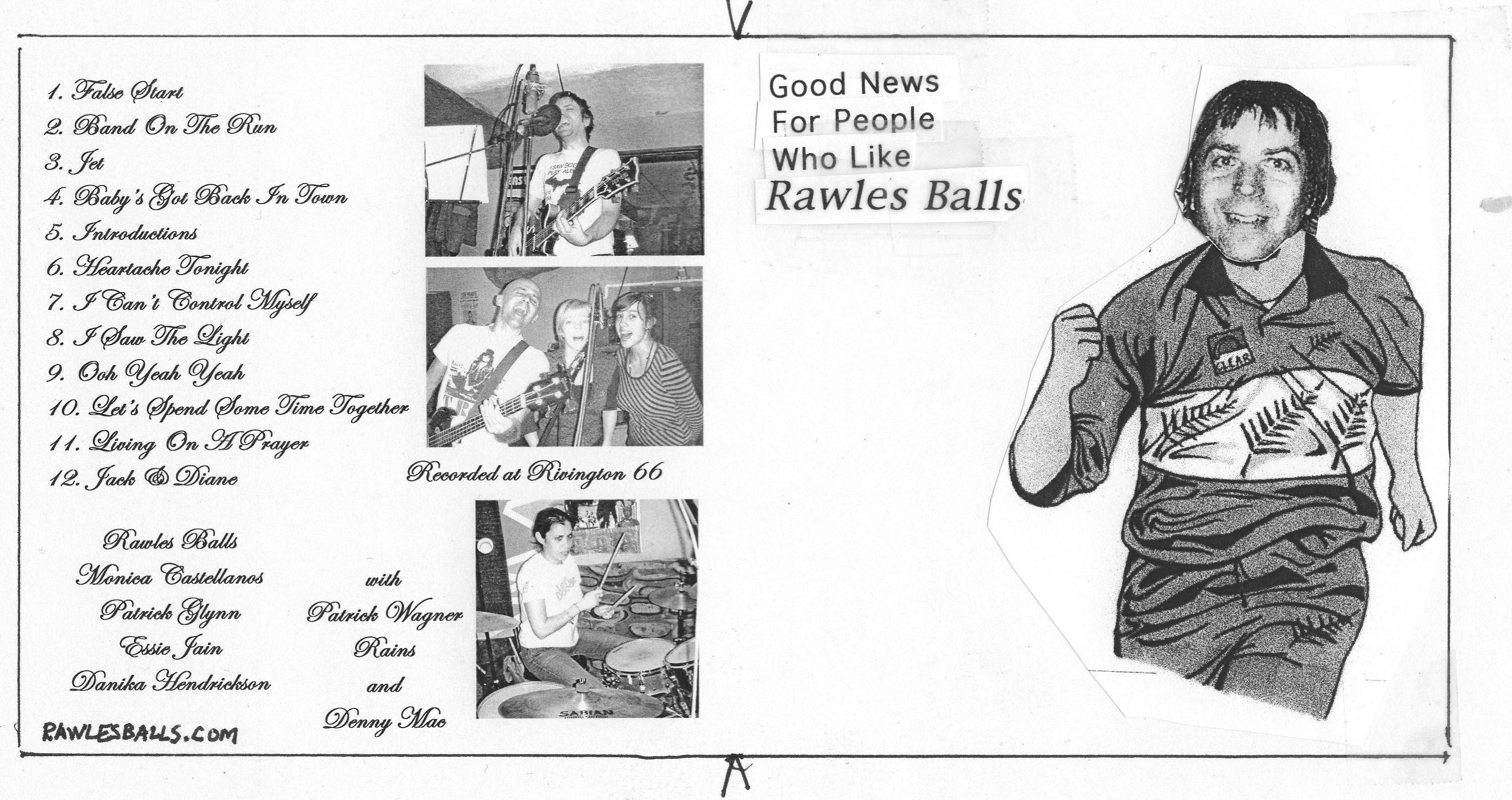 rawles balls