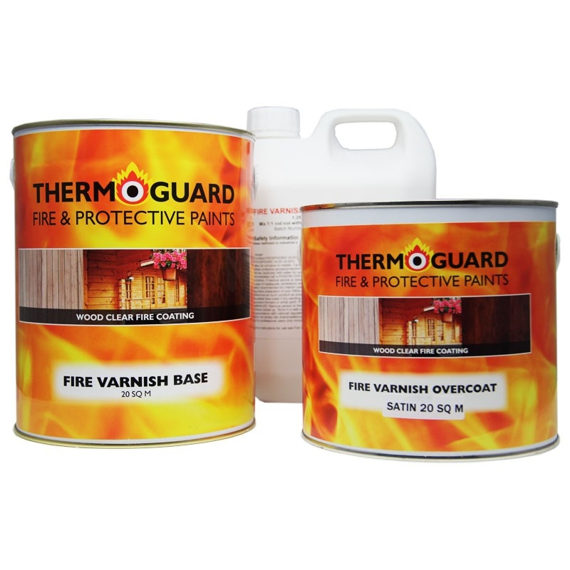 2 Pack Clear Coat Timber