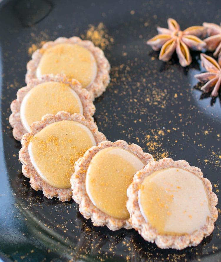 Matthew Kenney Plant Based Desserts