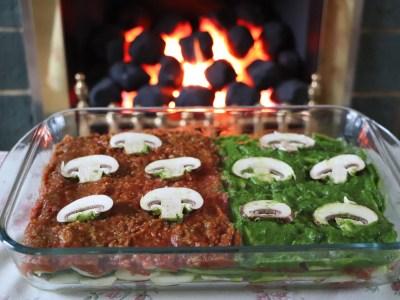 Fully raw vegan lasagne recipe