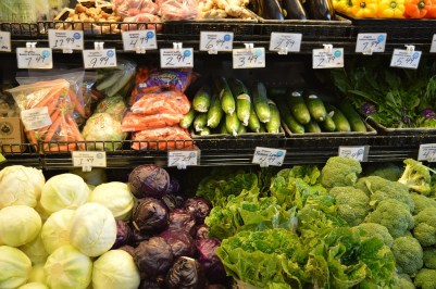 How to plan your raw vegan grocery list article