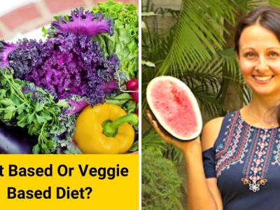 Fruit Based Vegan Diet Or Vegetable Based - What's Best