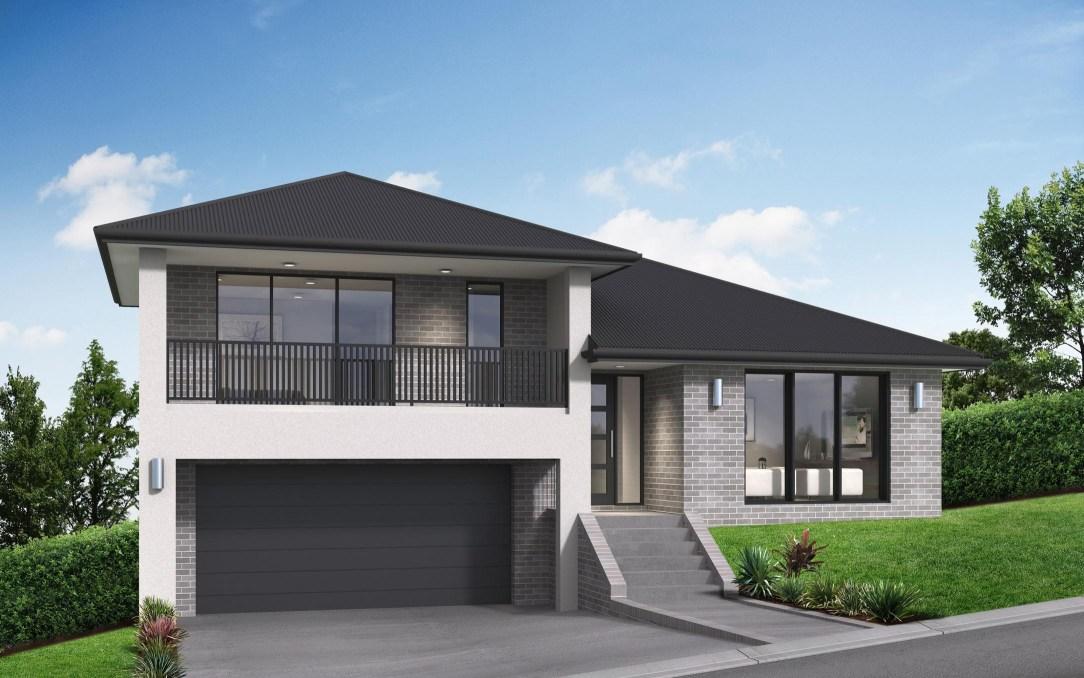 Paxton Home Design 4 Bedroom Split Level Rawson Homes