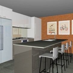 Ready Made Island For Kitchen Affordable Islands Pre-assembled Kitchens Perth   Factory Assembled ...