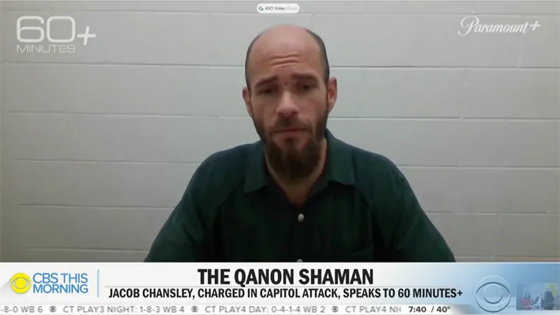 QAnon Shaman's lawyer dressed down by judge for 'subterfuge': report