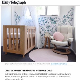 The Daily Telegraph 2017 - Indie's Nursery