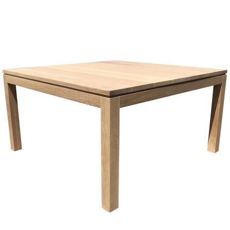 Classic Square Timber Dining Table
