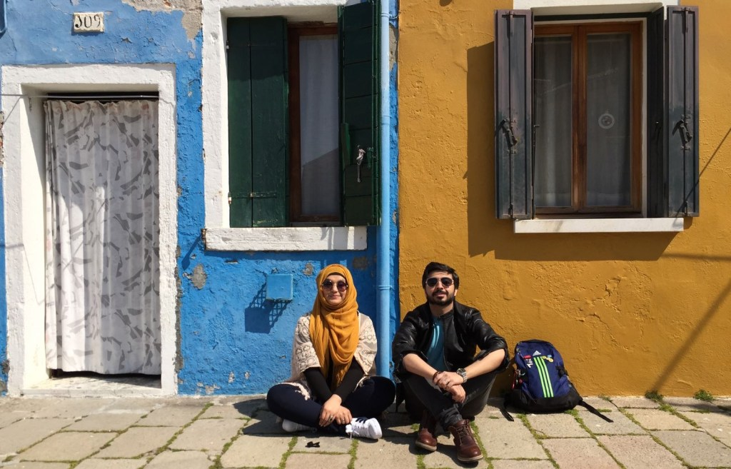BURANO TRAVELS - HER ADVENTURES WITH HIM PHOTOGRAPHY