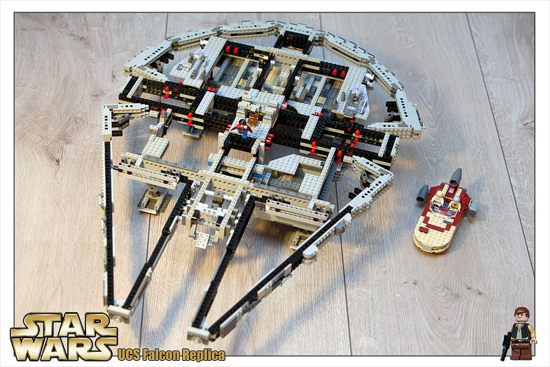 Ucs Millennium Falcon Replica Project Eurobricks Star Wars Forum Blog