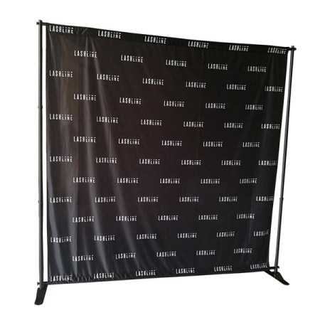 Photo Back Drop Display