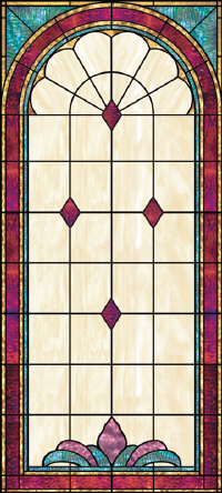 Stained Glass Window Designs: Rayann's Church Furnishings