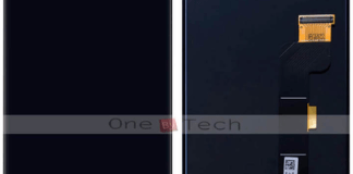 Render of Pixel Front Panel