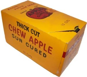 Apple Tobacco Plugs