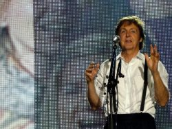 Paul McCartney, the Mull of Kintyre and No Going Back