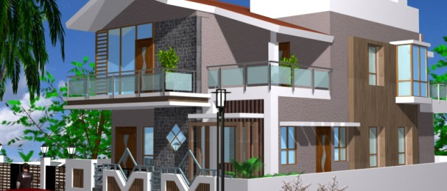 Click here to give requirements for Bungalow planning and 3D views