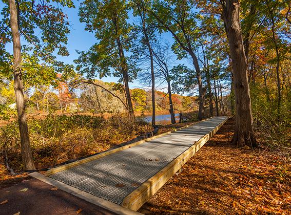 Wellesley Charles River Trail