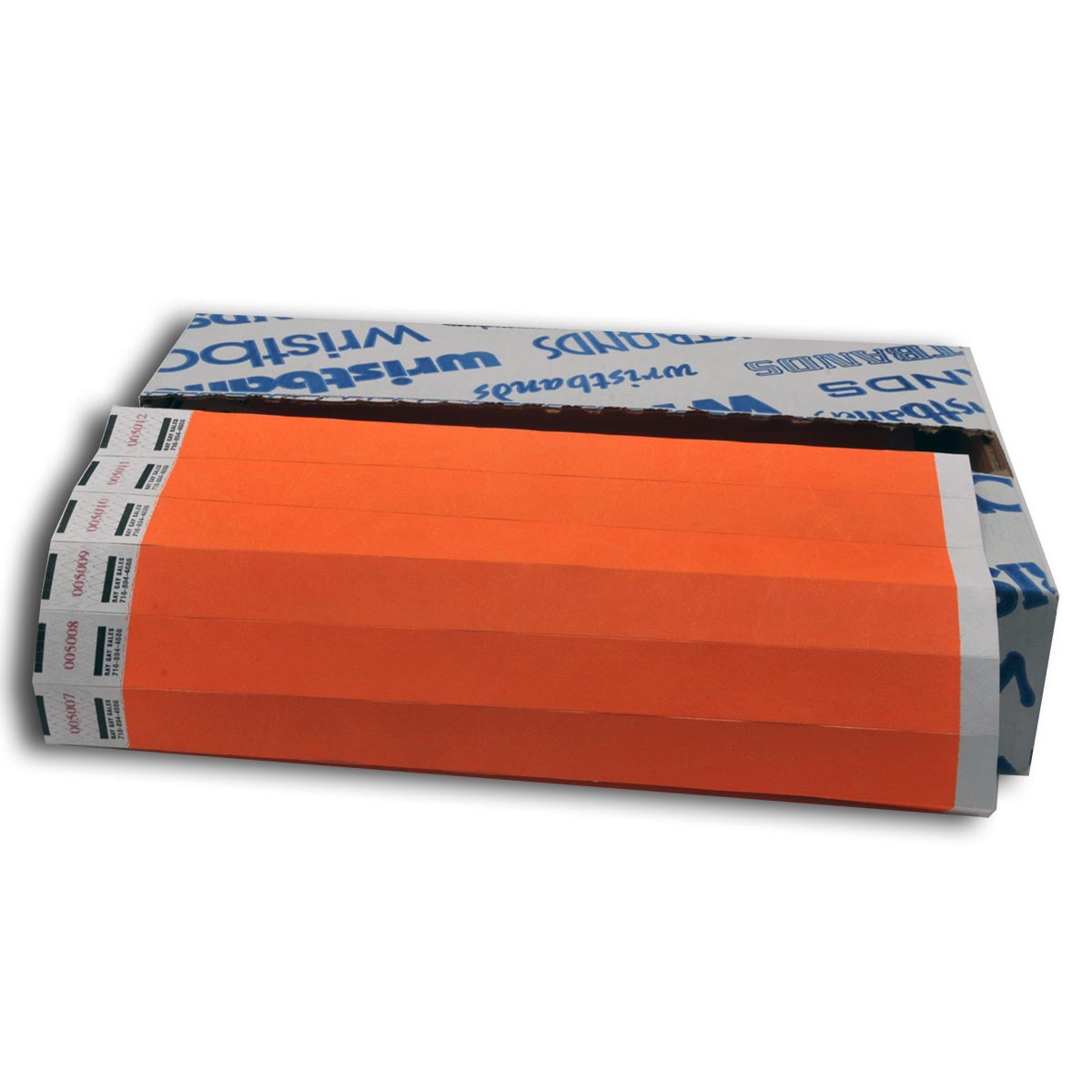69 2004 A Or Orange Solid Wristbands Ray Gay Sales
